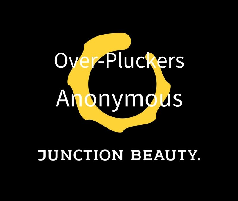 Over-pluckers Anonymous